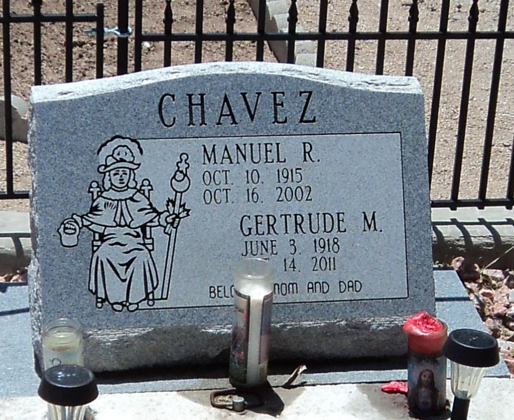 Gertrude M Tula <i>Mondragon</i> Chavez