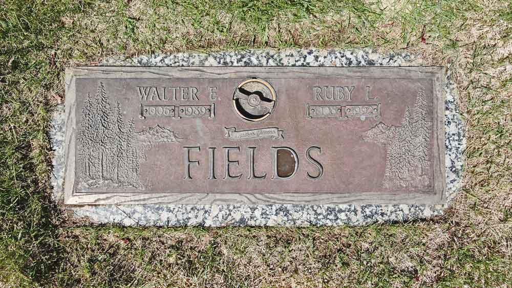 Ruby Lena <i>Rogers</i> Fields