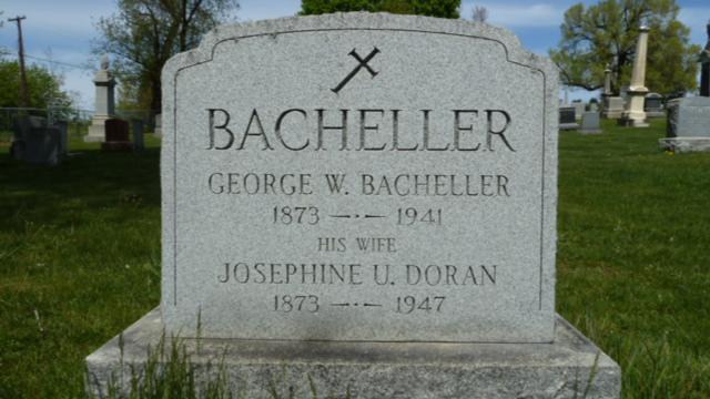 Josephine U <i>Doran</i> Bacheller