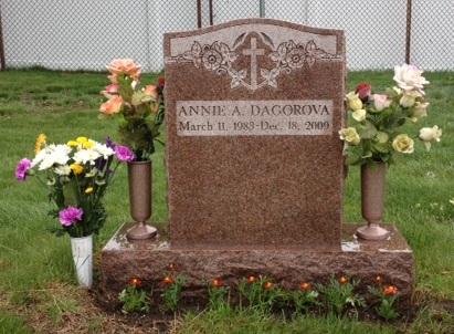 Annie A. Dagorova