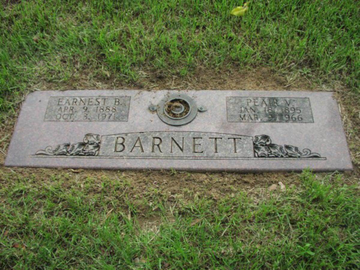 Peair <i>Reynolds</i> Barnett