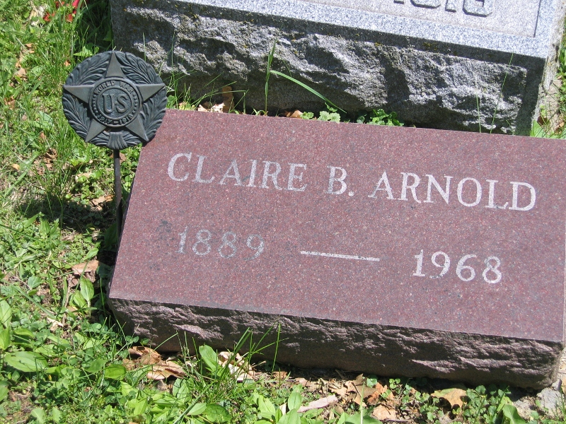 CPT Claire B. Arnold