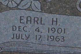 Earl H. Barkley