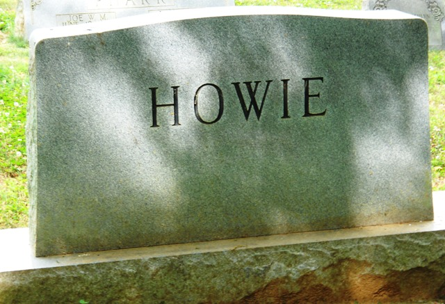 Claude Ray Howie