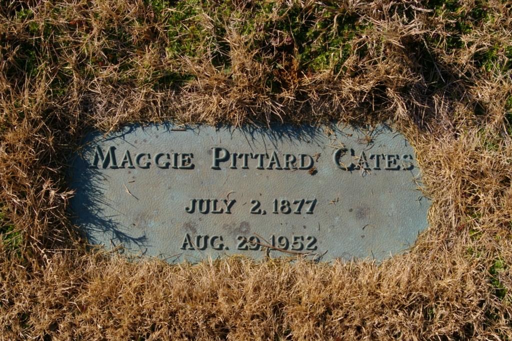Margaret Maggie <i>Pittard</i> Cates