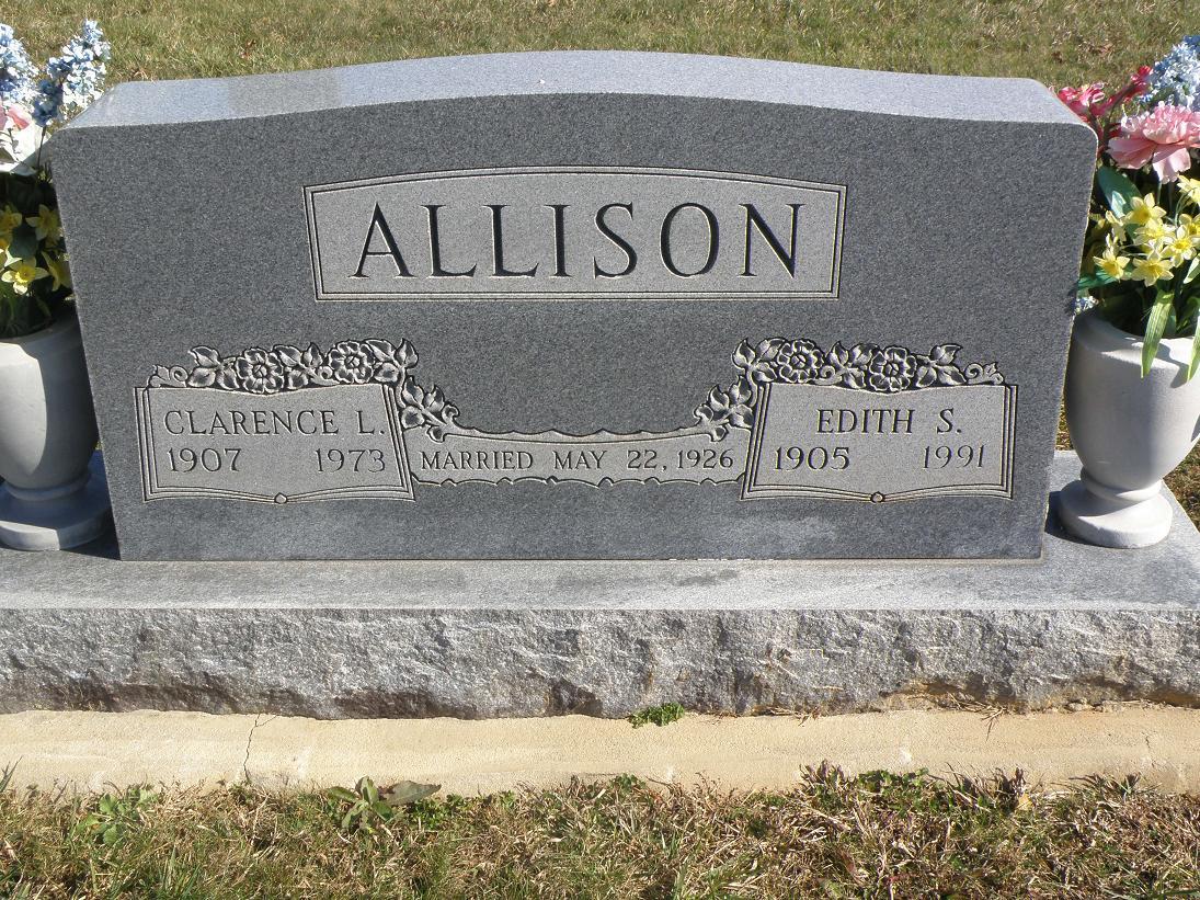 Clarence Lawton Allison