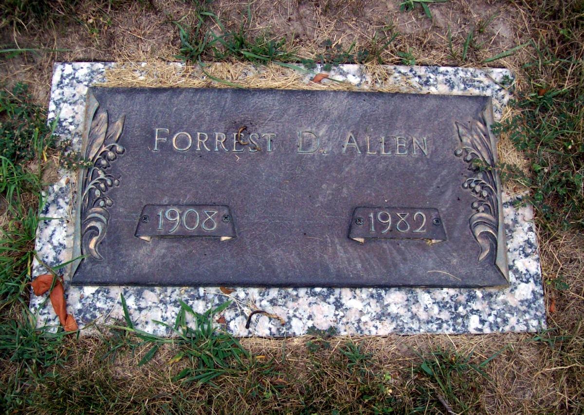 Forrest D. Allen