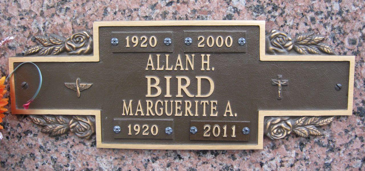 Allan Hall Bird