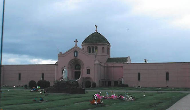 Saint Marys Catholic Cemetery and Mausoleum
