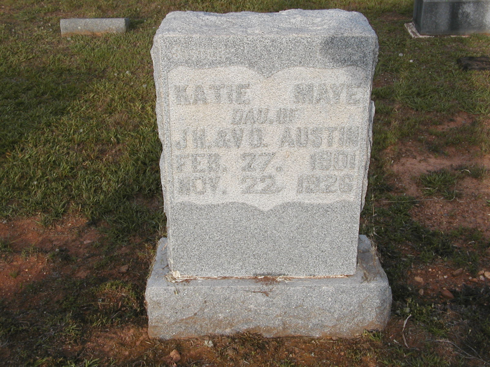 Katie Maye Austin