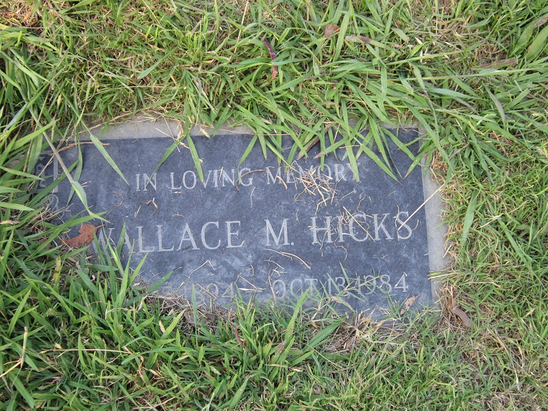 Wallace Moore Hicks