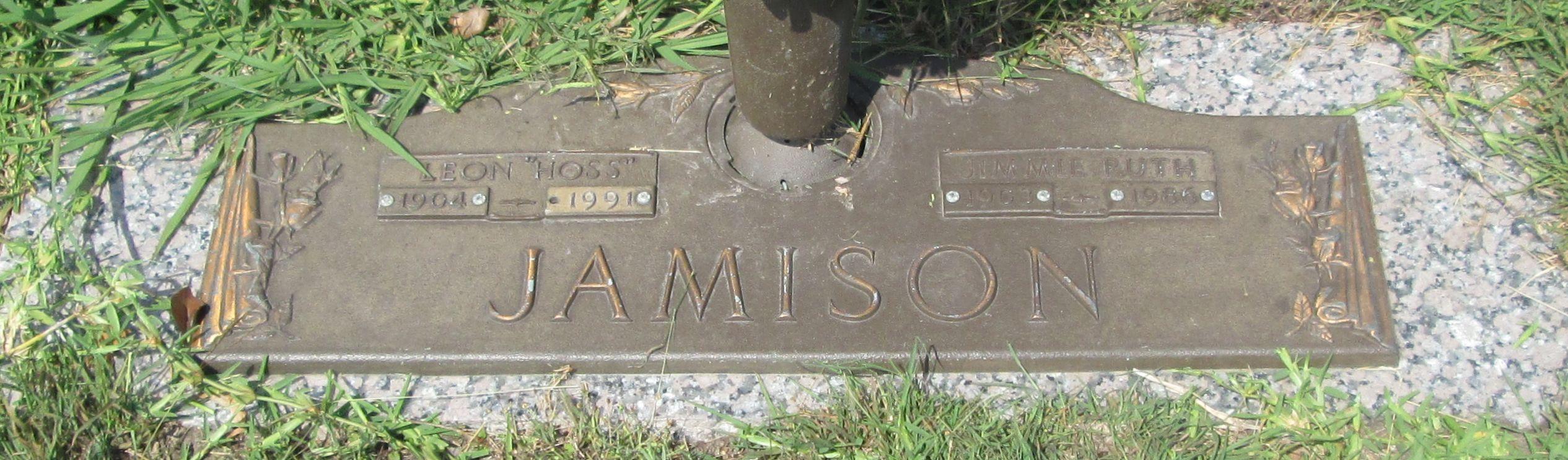 Jimmie Ruth Jamison