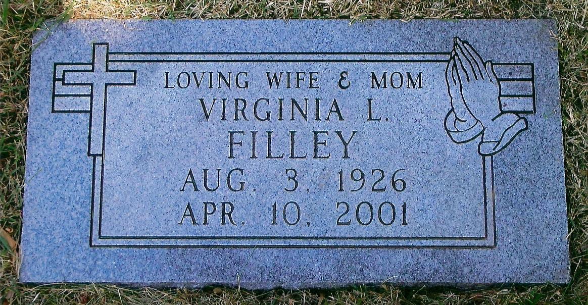 Virginia Lee <i>Osborne</i> Filley