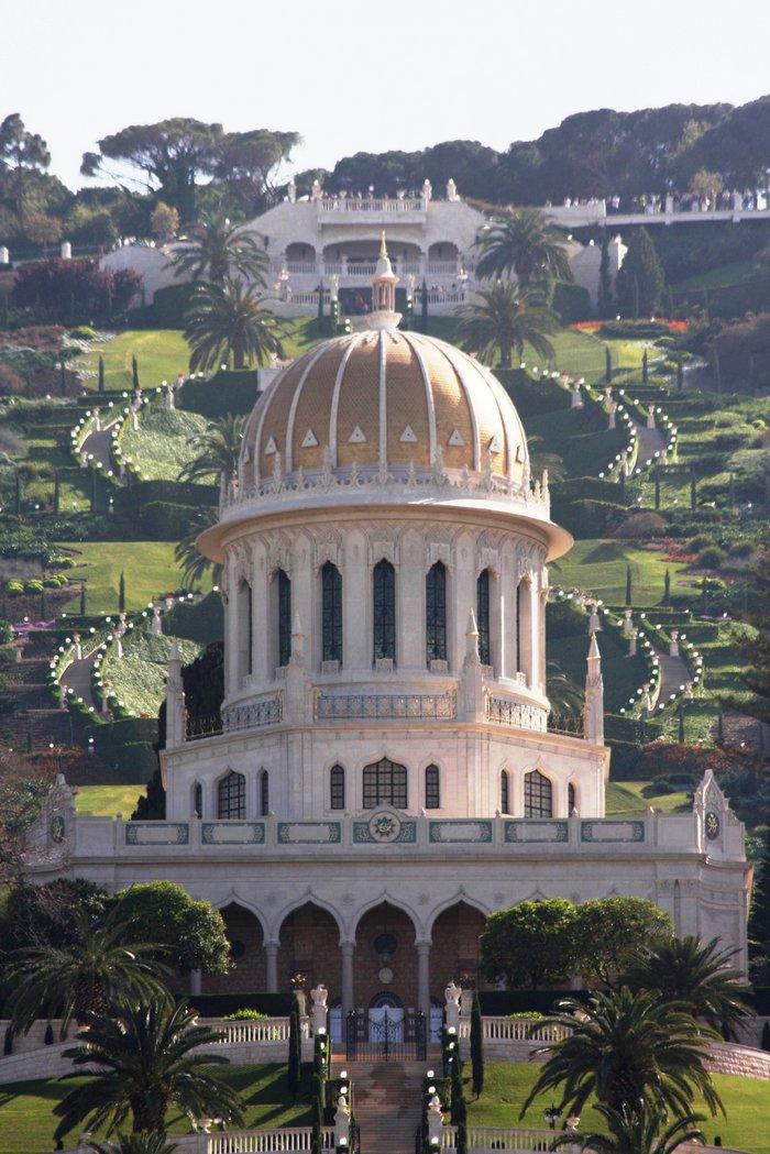 Shrine of the Báb on Mount Carmel