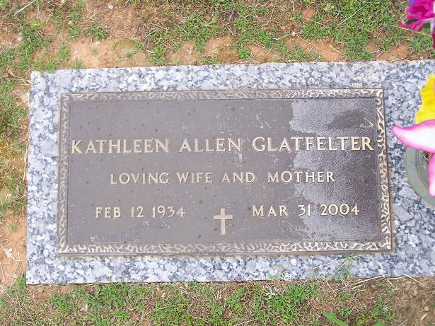 Kathleen <i>Everett</i> Glatfelter