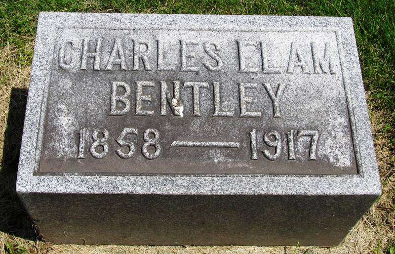 Charles Elam Bentley