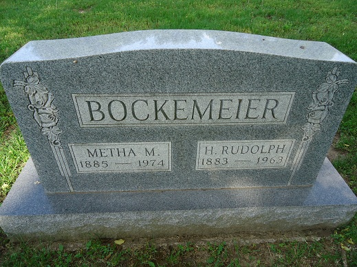 Metha May <i>McGovern</i> Bockemeier