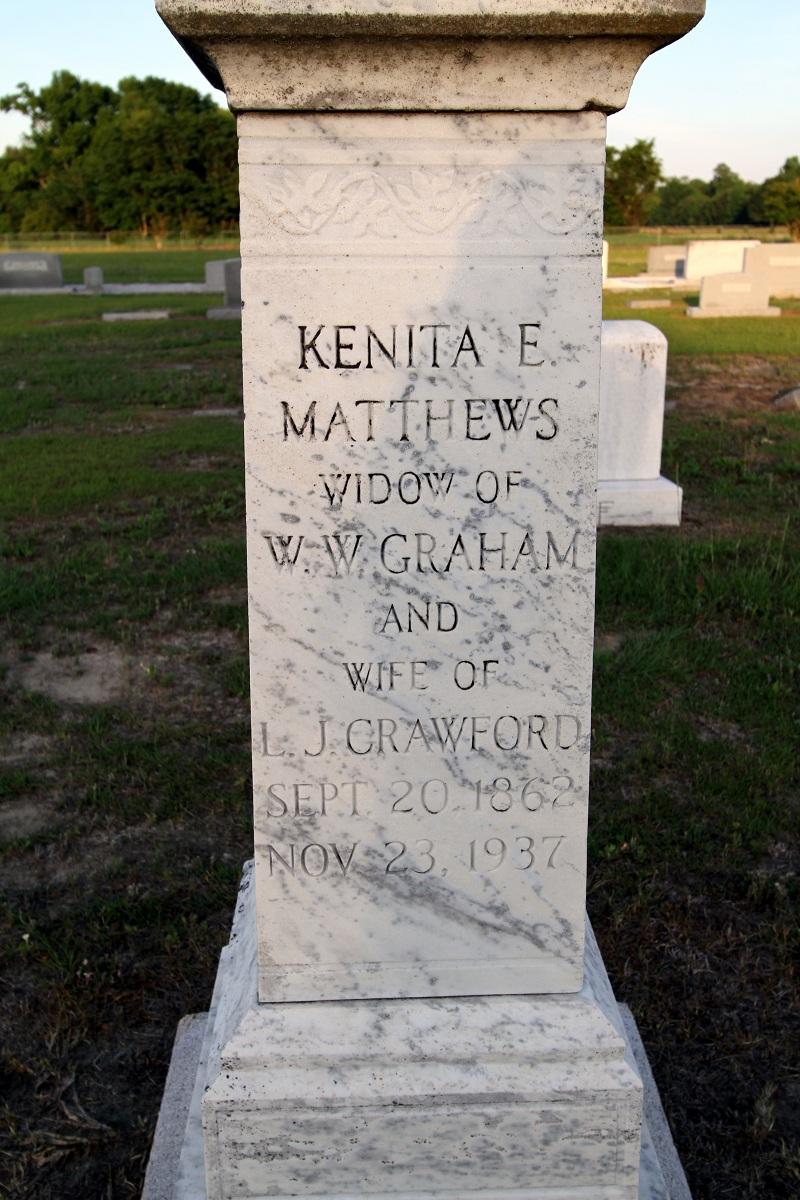 Kenita Emma <i>Matthews</i> Crawford