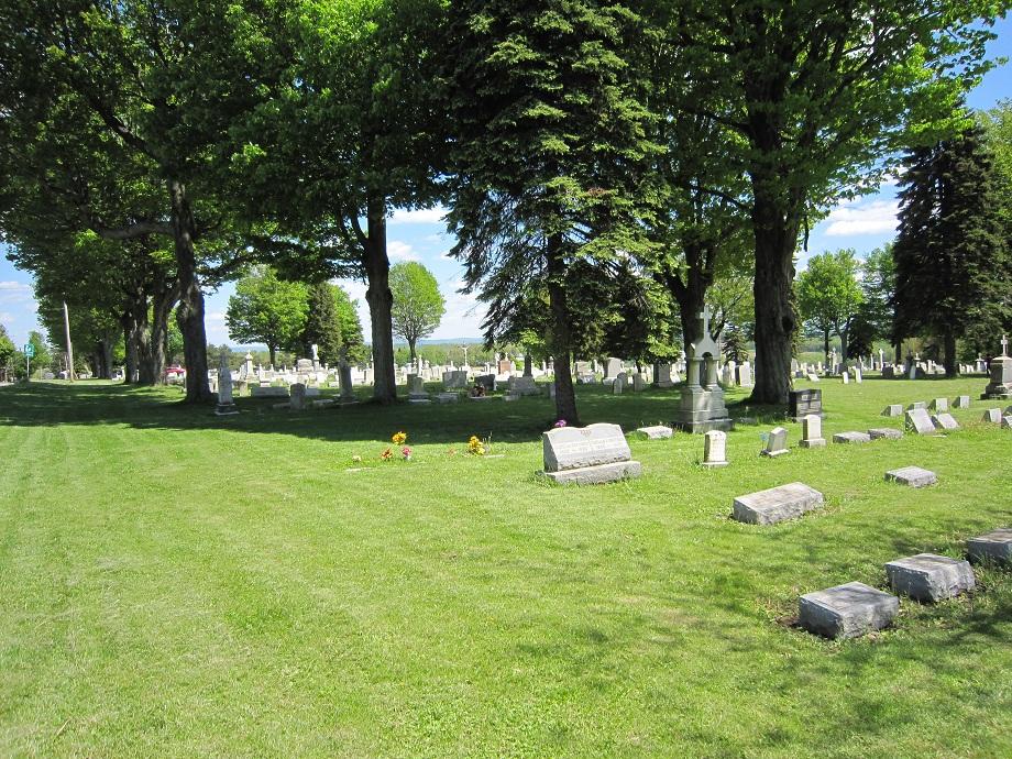 Saint Benedicts Catholic Cemetery
