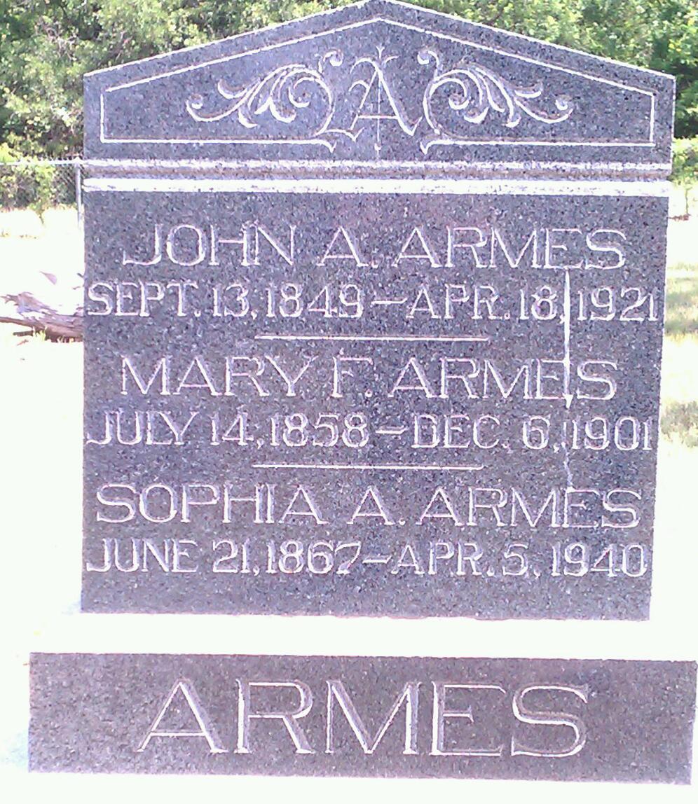 John Anderson Armes