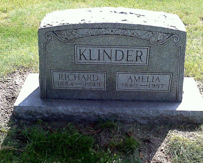 Richard C Klinder