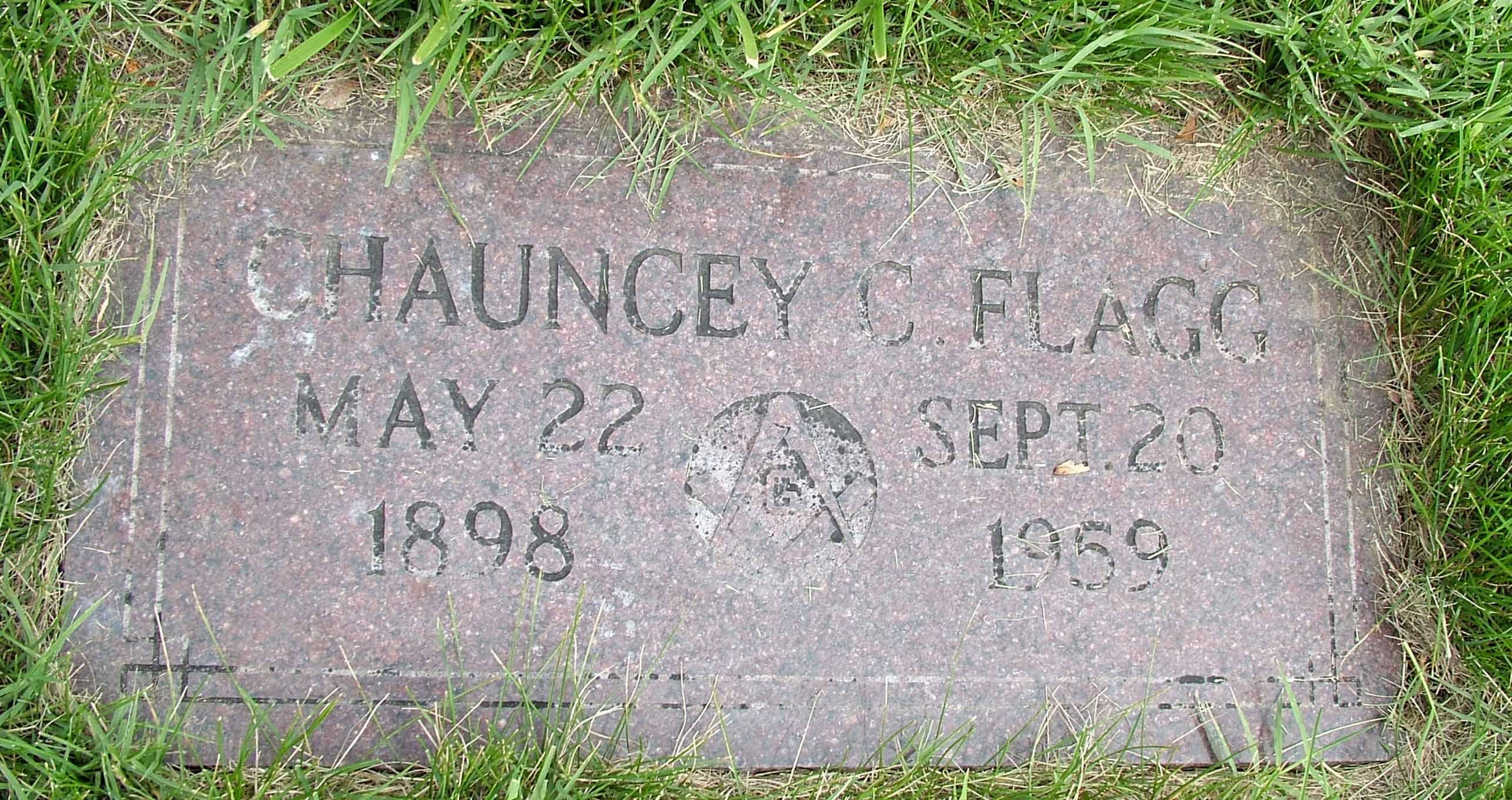 Chauncey Cole Flagg