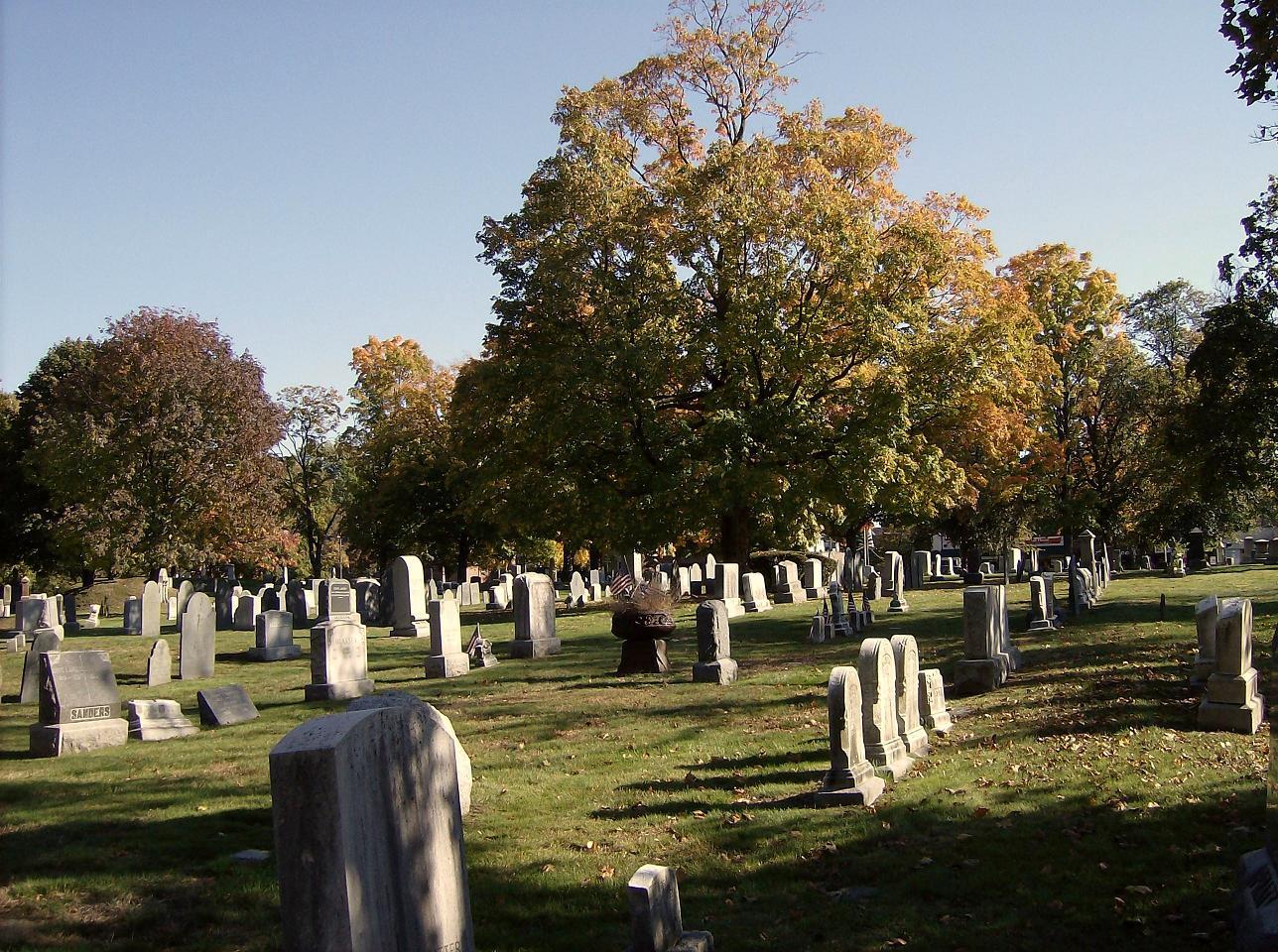 Common Street Cemetery