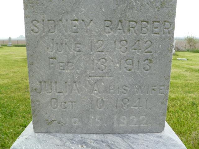 Sidney Barber