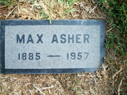 Max Asher