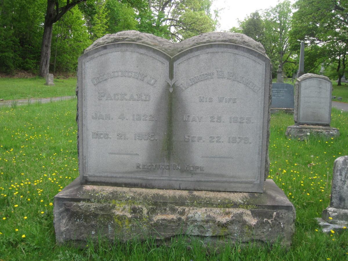Harriet E. <i>Palmer</i> Packard