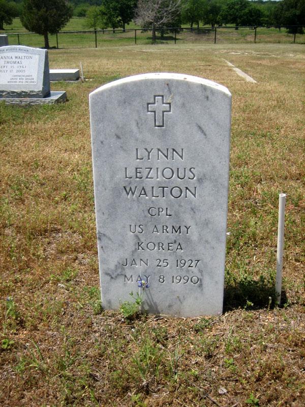 Corp Lynn Lezious Walton