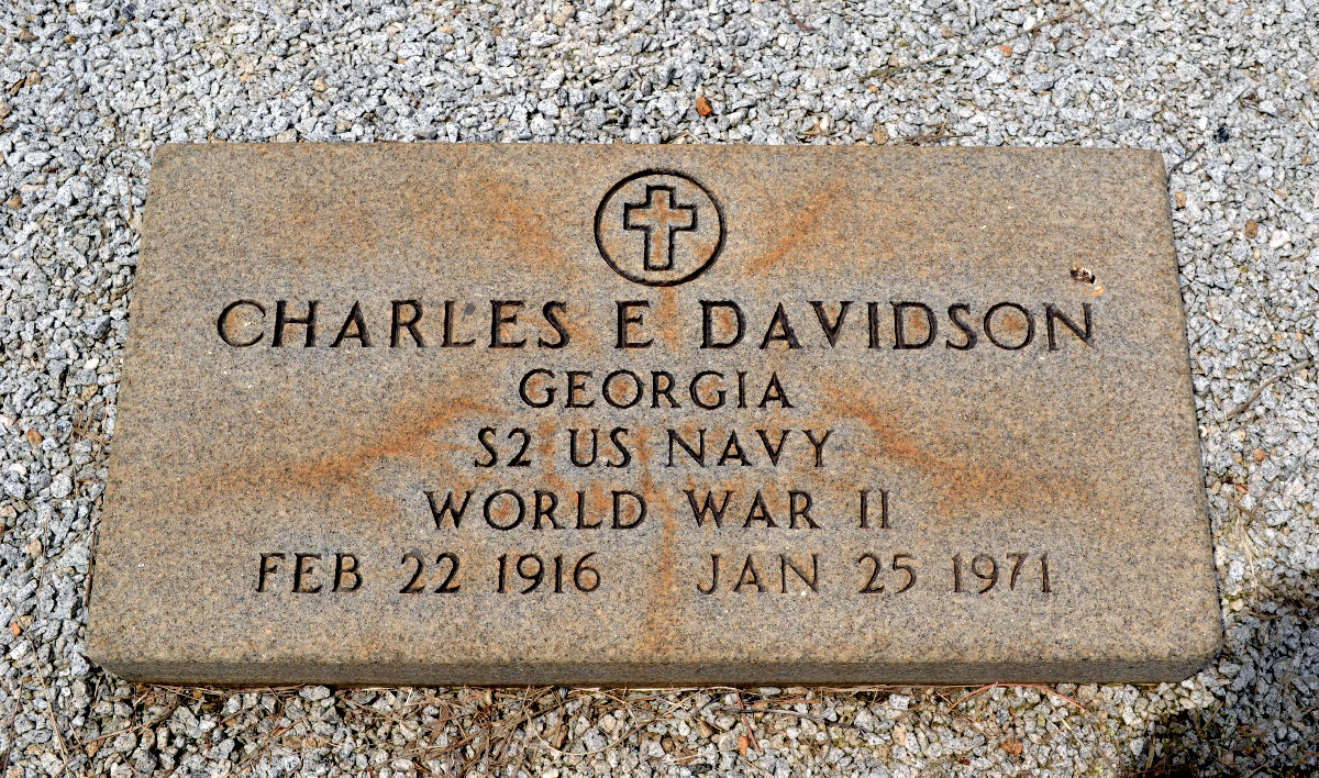 Charles Edward Davidson