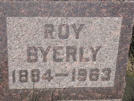 Roy Byerly