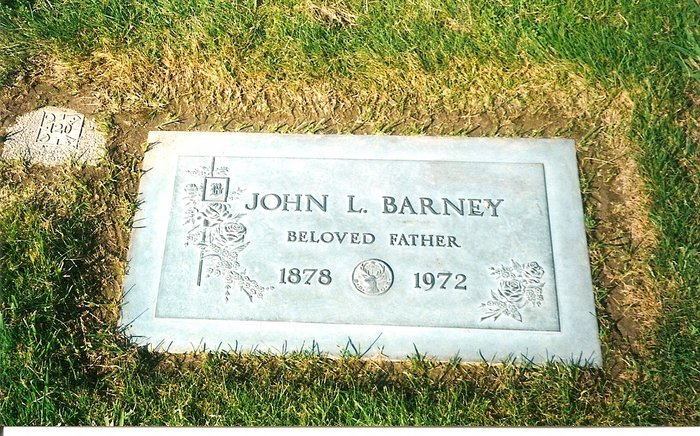 John Luther Barney