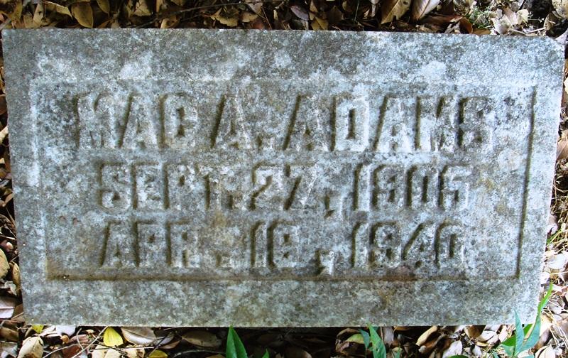 Mac A Adams