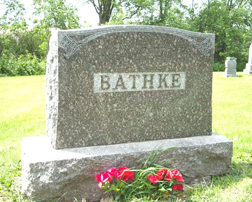 Augusta A Bathke