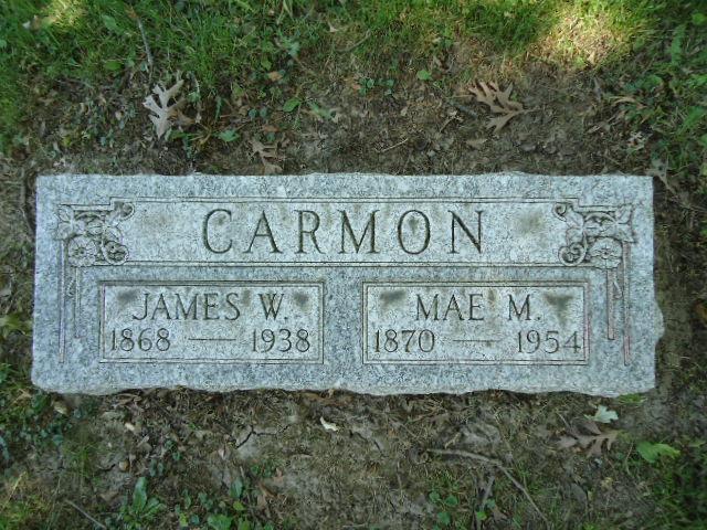 Mae Maria <i>Bacon</i> Carmon