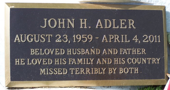 John Herbert Adler