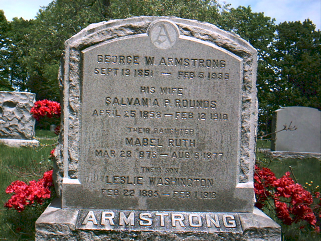 Leslie Washington Armstrong