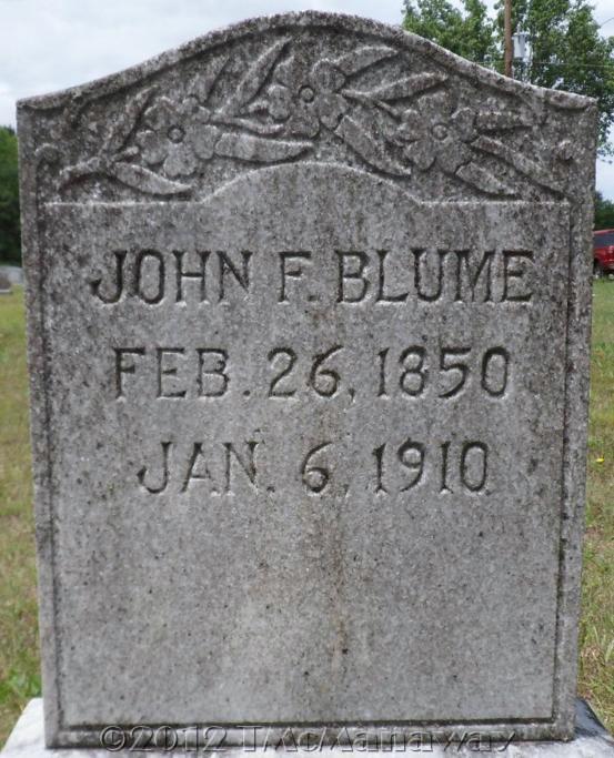 John Franklin Blume