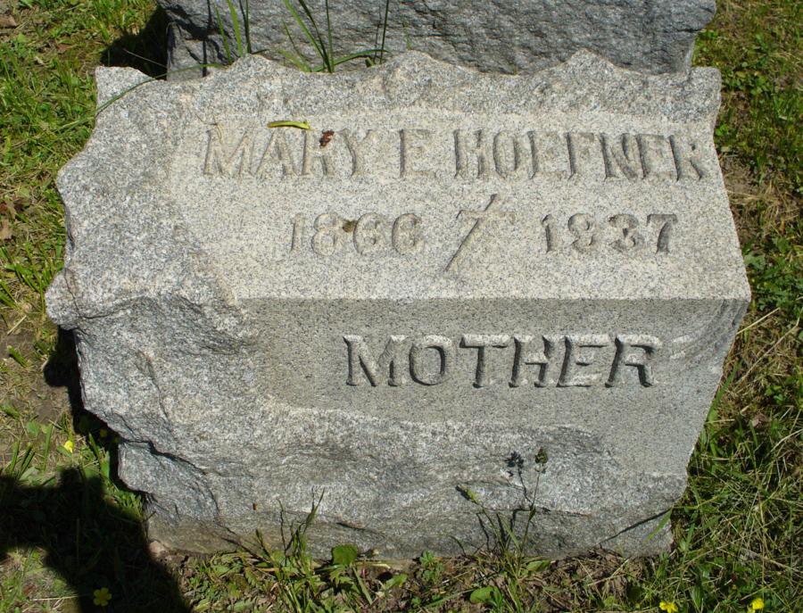 Mary E Hoefner