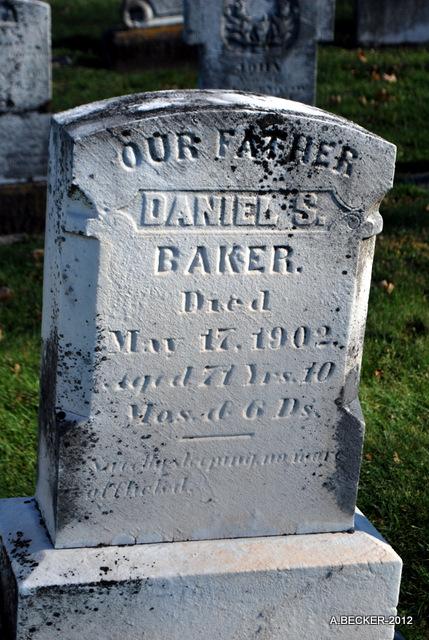 Daniel S Baker