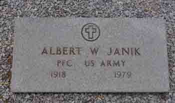 Albert Willie Janik