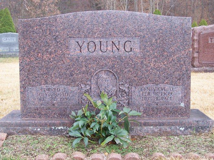 Genevieve Pauline <i>Onorato</i> Young