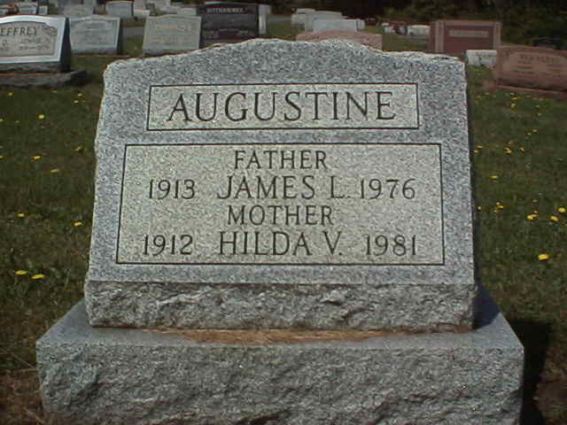Hilda V. <i>Benning</i> Augustine