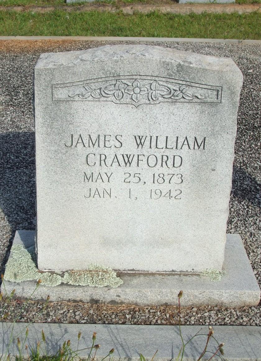James William Crawford