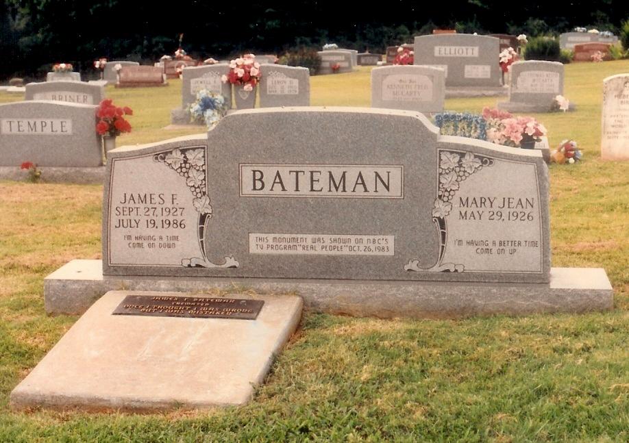 Mary Jean Bateman
