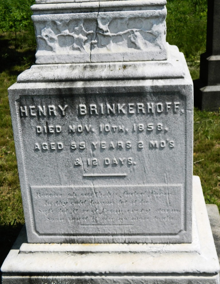 Henry Brinkerhoff