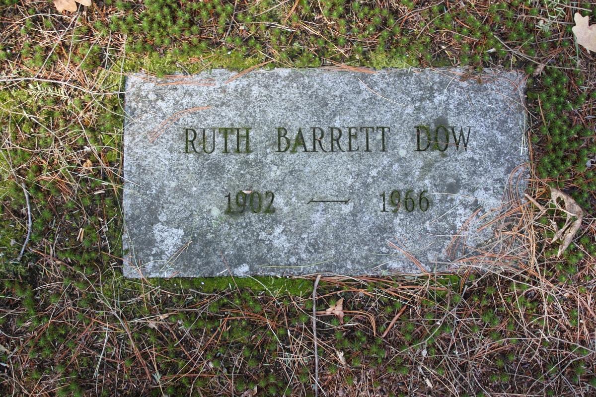Ruth <i>Barrett</i> Dow