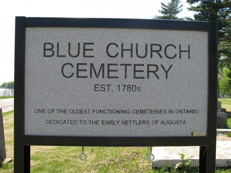 Blue Church Cemetery